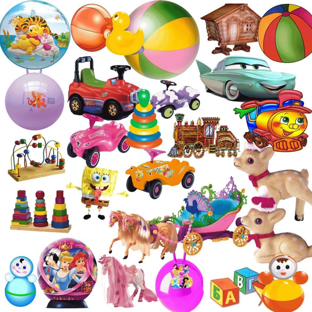 много разных игрушек картинки