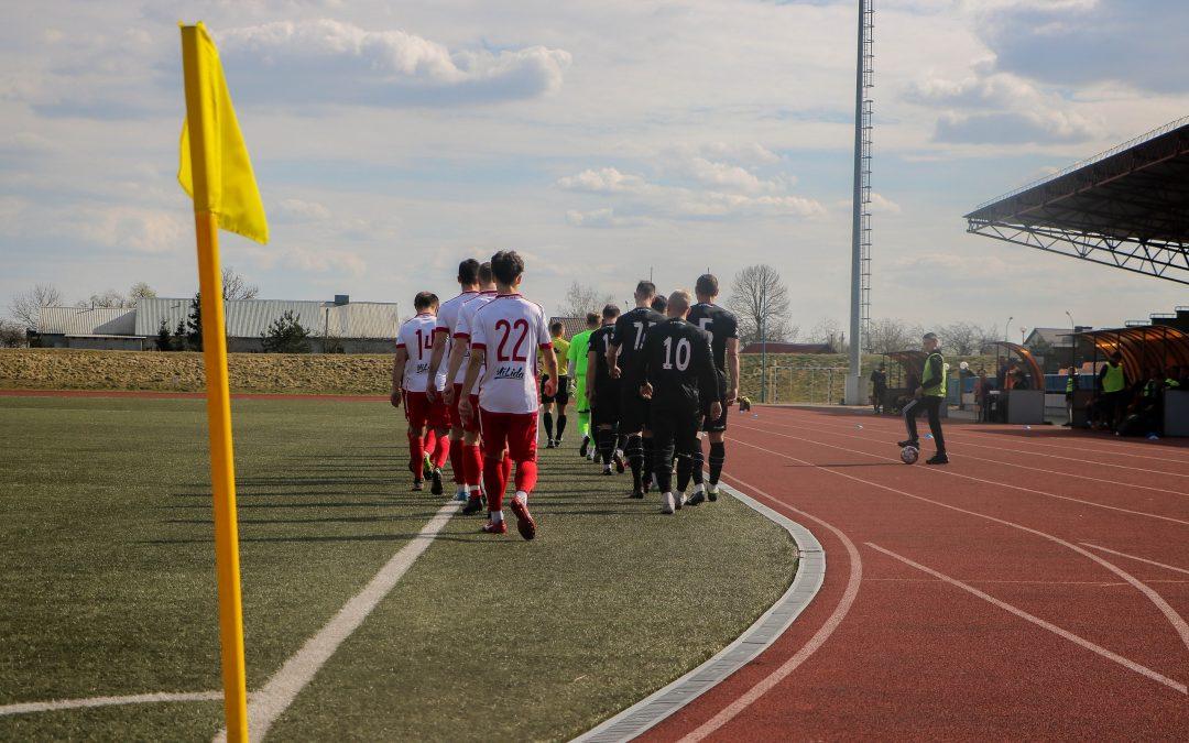 Футбольный клуб «Лида» провел матч 2-го тура чемпионата страны в первой лиге.