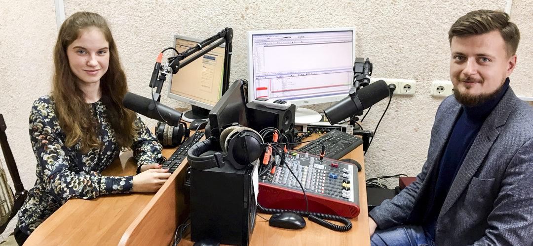 Сегодня в гостях у Твоего радио учитель китайского языка гимназии №1 г.Лиды Диана Бойко.