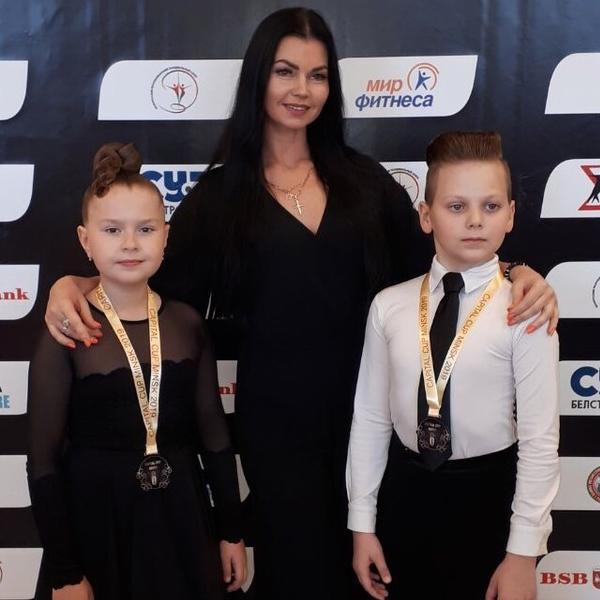 Участники образцовой студии бального спортивного танца «Феерия-Денс» успешно выступили на международном фестивале по спортивным бальным танцам «CAPITAL CUP Minsk 2019»
