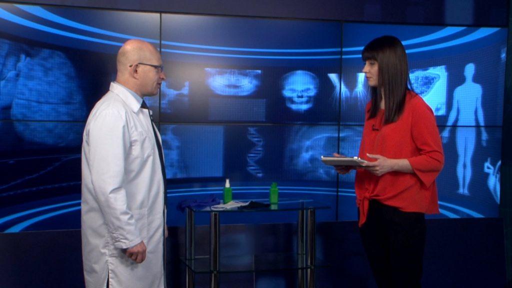 Завтра на канале «Лида-ТВ» смотрите новый выпуск программы «Здоровый город».