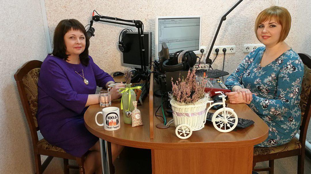 Званый гость – директор детской школы искусств Елена Спирина