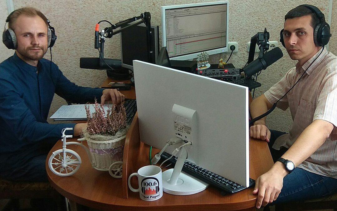 Званый гость – Павел Мацылевич – организатор галереи-мастерской GA11ERY