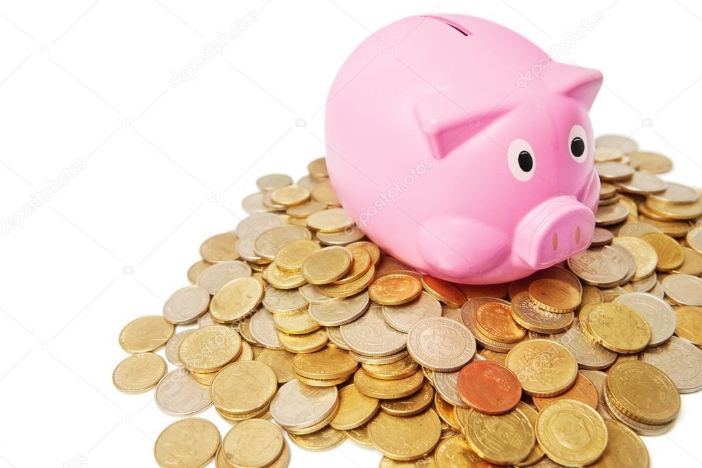 depositphotos_21639437-Pink-piggy-bank-with-pile