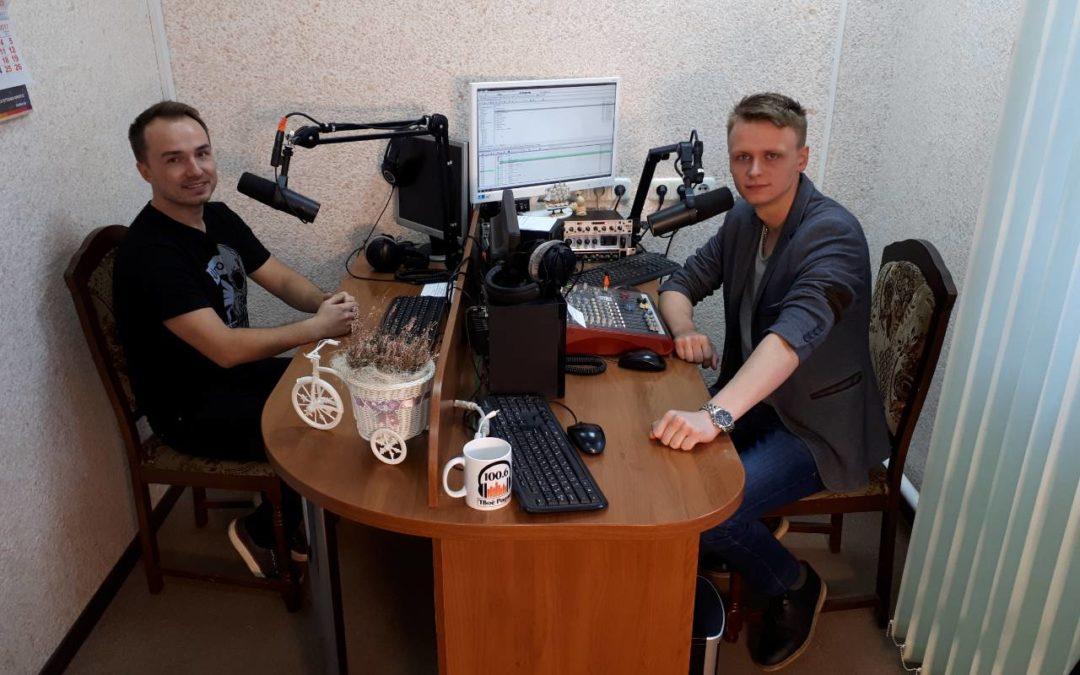 У нас в гостях радиоведущий, телеведущий, музыкант, аранжировщик и просто замечательный многогранный человек Павел Болейшис.
