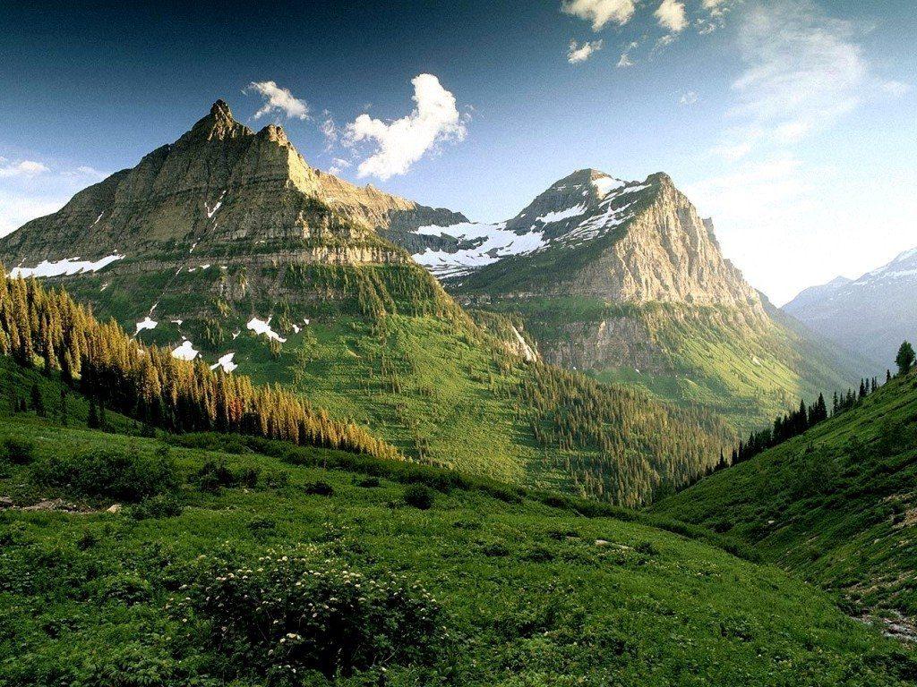 горы-