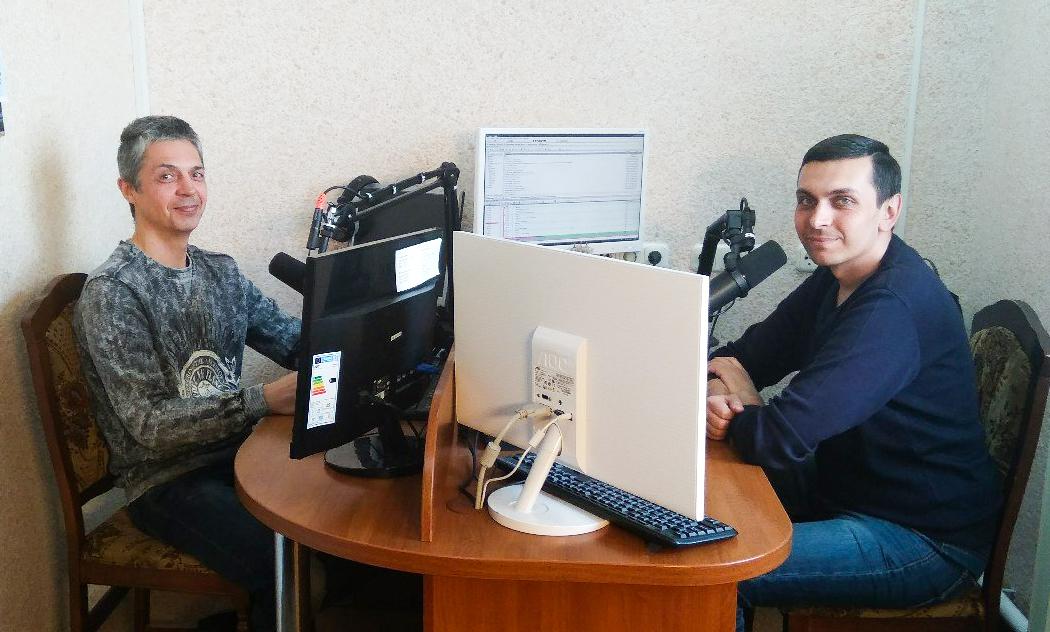 Музыкант, автор и исполнитель Игорь Ворон.