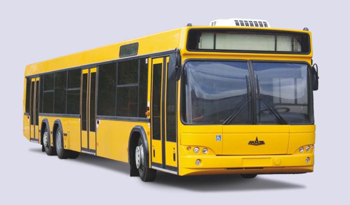 В Лиде 3 июля временно изменятся маршруты движения автобусов № 1, 2, 3 и 5.