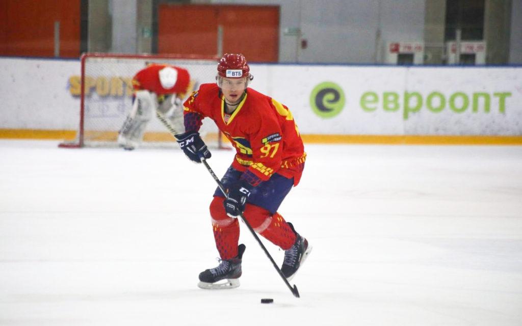 Хоккейный клуб «Лида» проведет сегодня очередной матч переходного турнира.