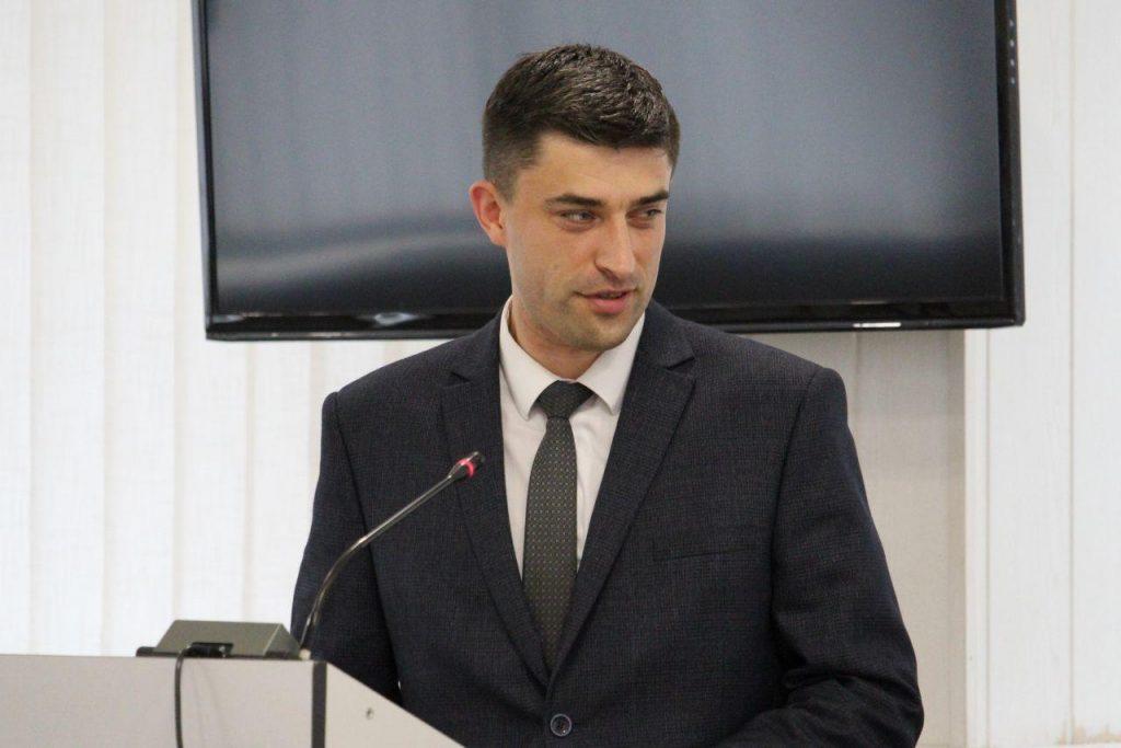 Андрей Гурчин утвержден в должности директора открытого акционерного общества «Лакокраска».
