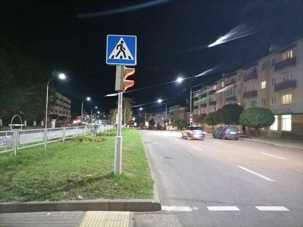 В Лиде и Березовке установили 1000 новых светильников.