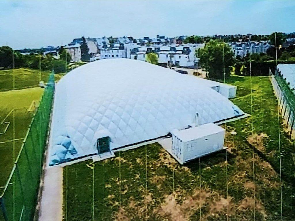 Теннисный центр может появиться в Лиде.