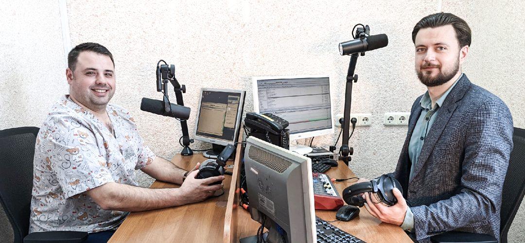 Ветеринарный врач Павел Жульпа
