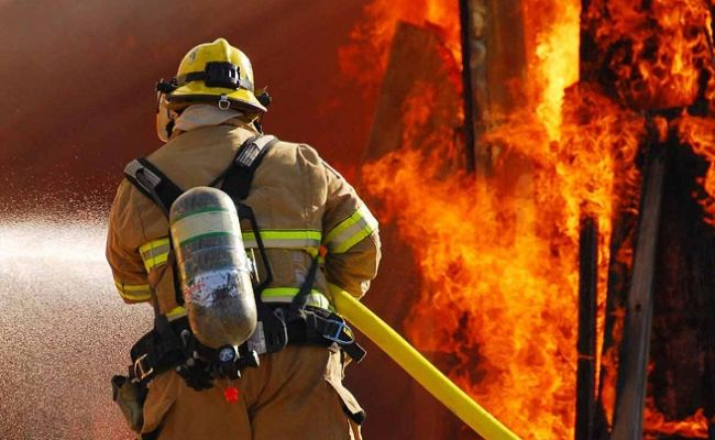 18 апреля спасателям поступило сообщение о пожаре в жилом доме по улице Кленовой в Лиде.