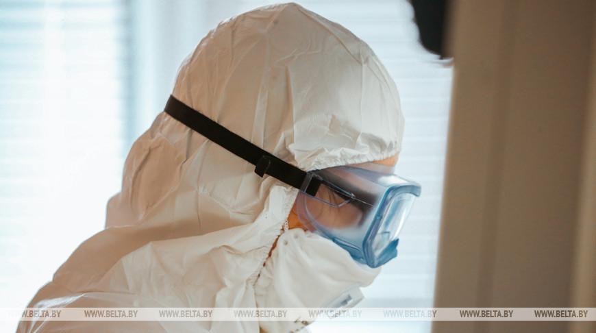 Более 3 млн. случаев заражения коронавирусом и более 73 тыс. летальных исходов было зарегистрировано на минувшей неделе в мире