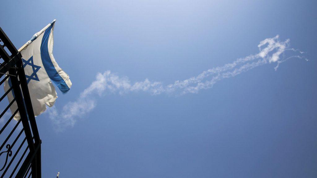 Армия Израиля вновь нанесла ракетные удары по ХАМАС
