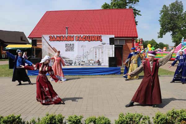 В предстоящие выходные в Лиде вновь пройдут мероприятия в рамках проекта «Замкавы гасцінец».