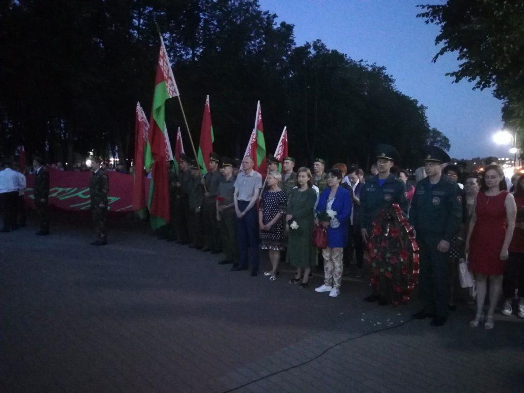 22 июня – День всенародной памяти жертв Великой Отечественной войны.