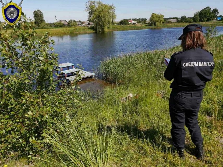 В Малоритском районе утонул мальчик