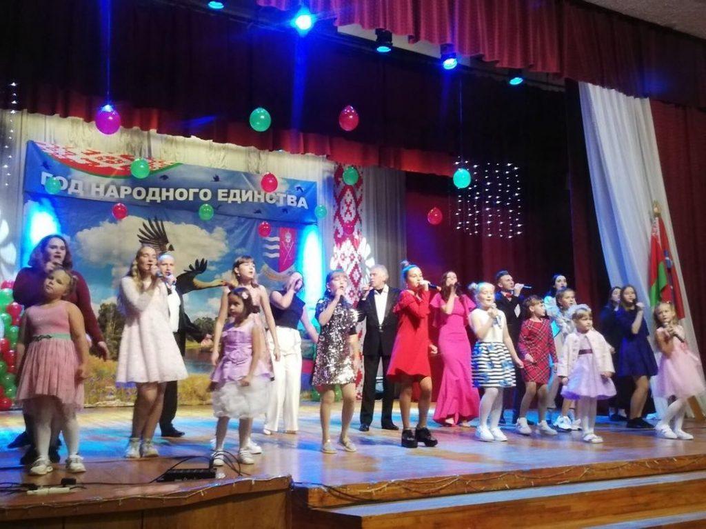 Березовчане отметили День города