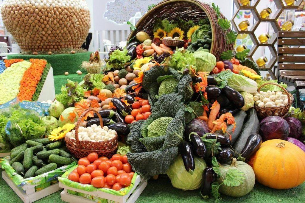 Осень – время сельскохозяйственных ярмарок