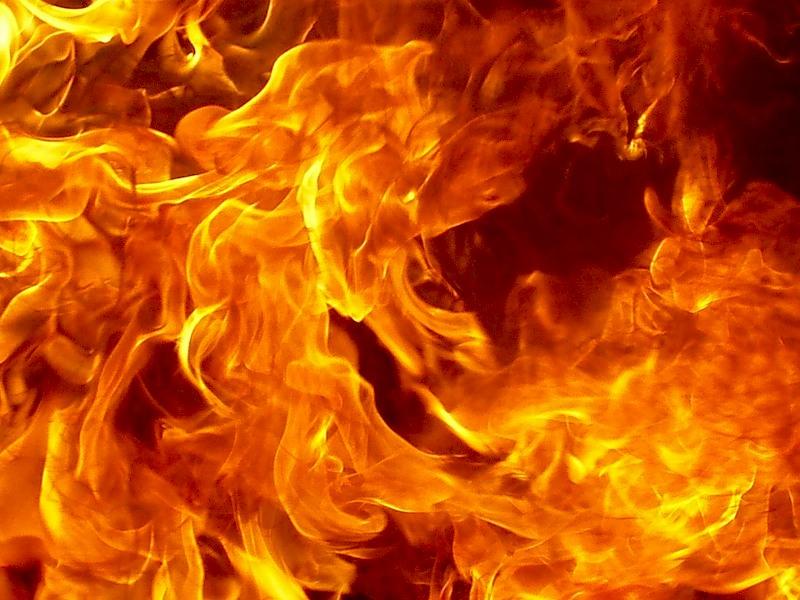 В Лиде пенсионерка получила ожоги в результате возгорания на ней одежды.